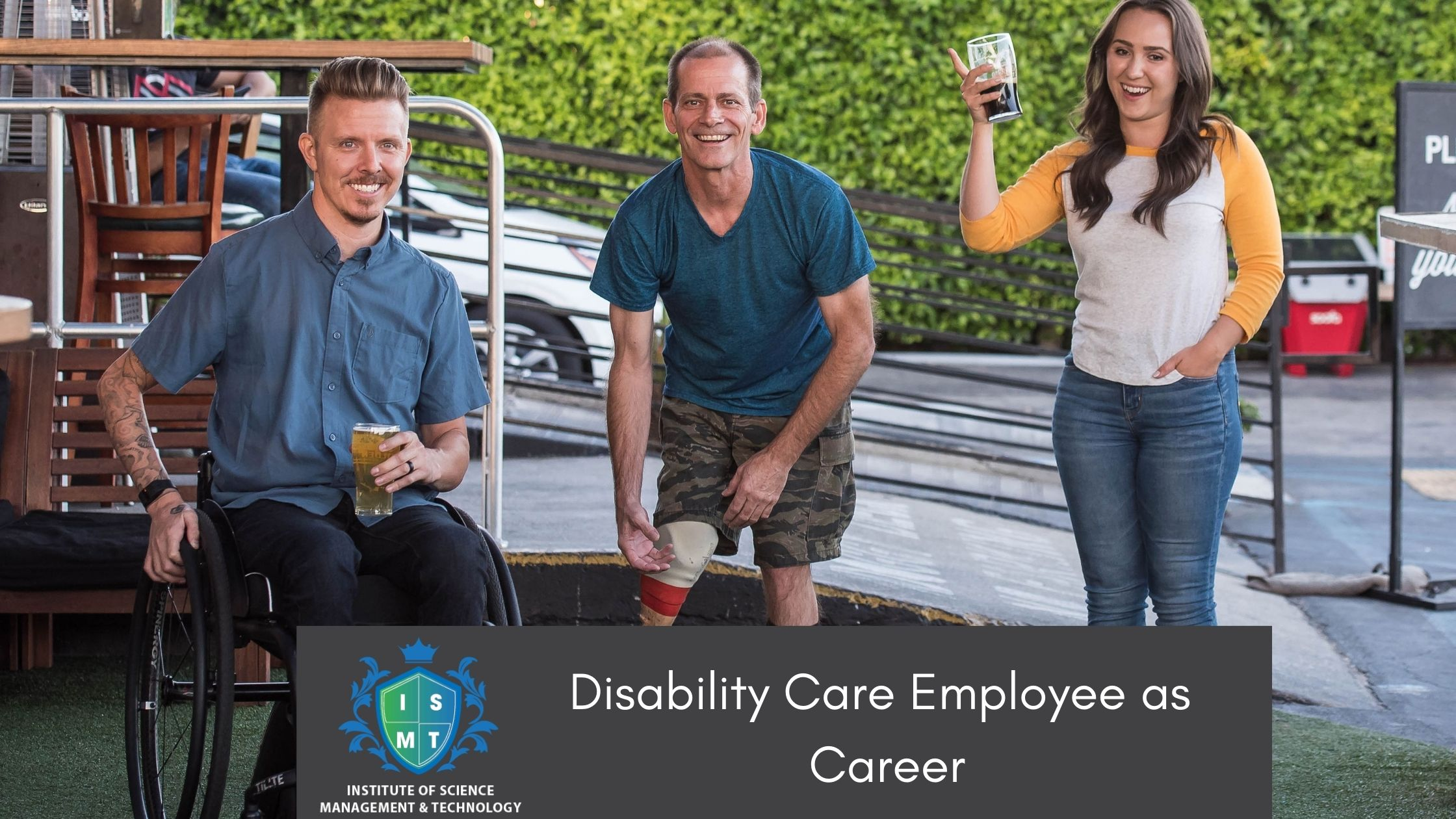 Disability Care Employee as Career