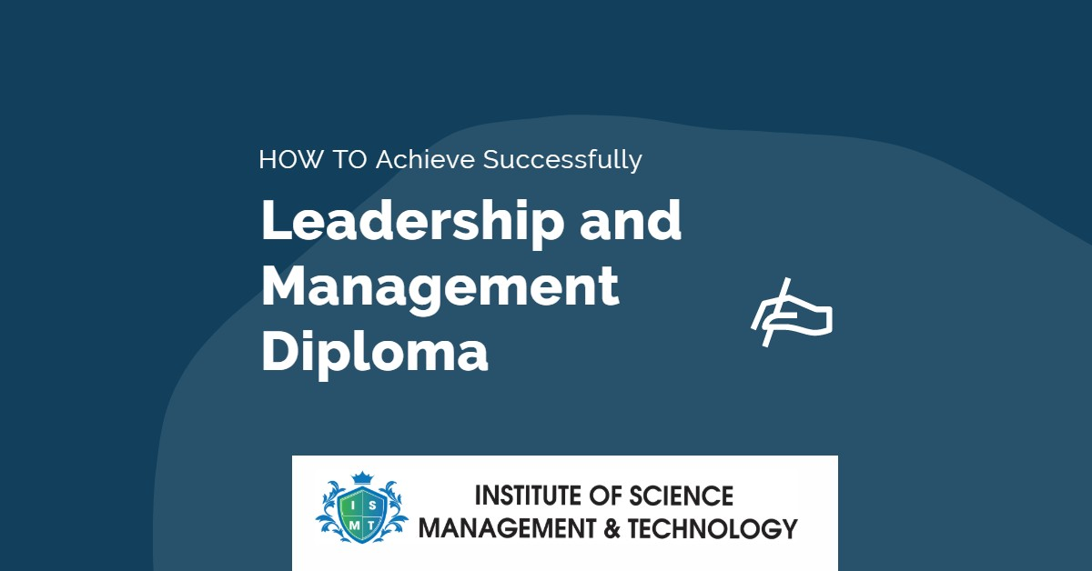 Leadership and Management Diploma BSB51918