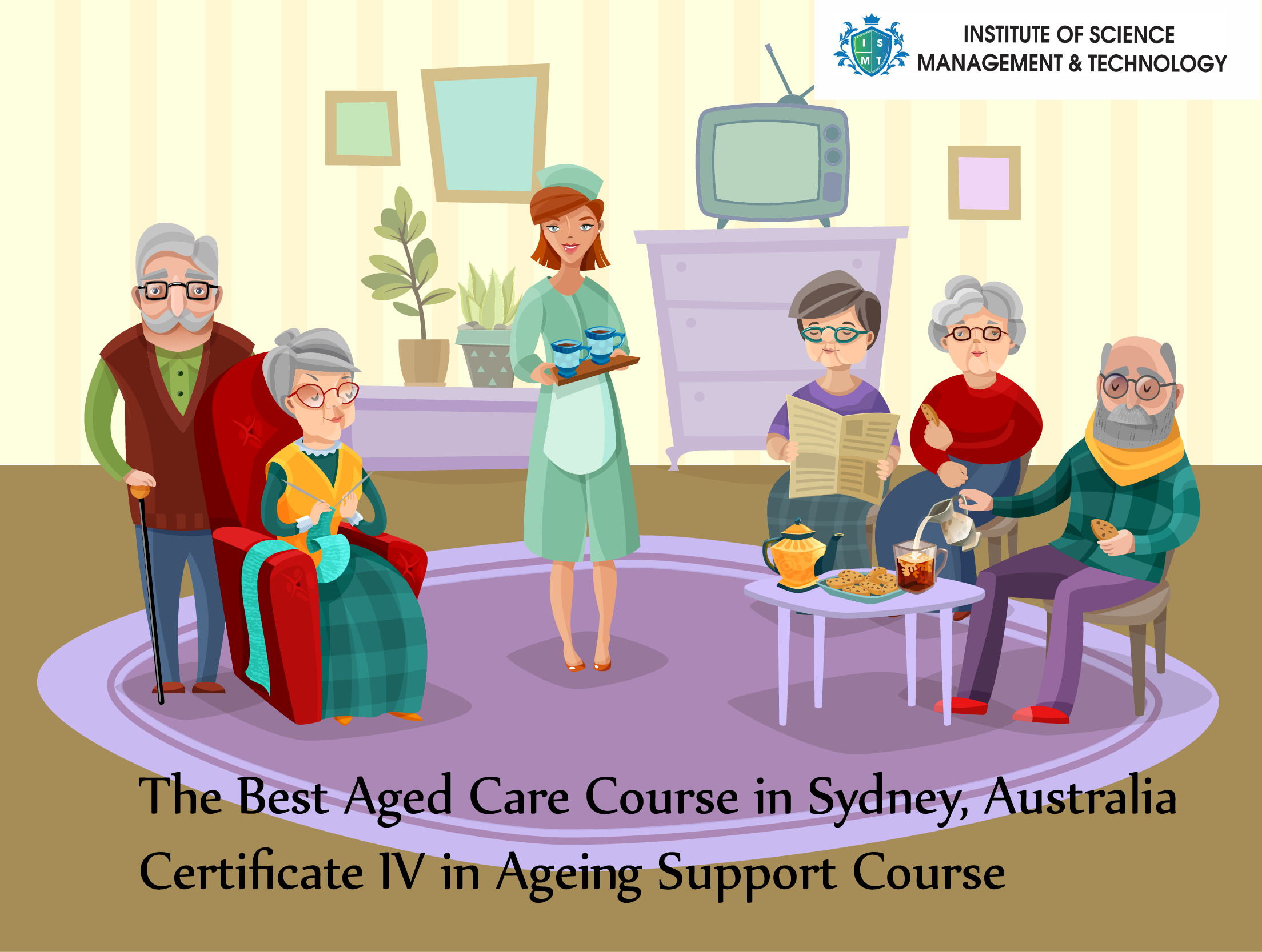 Best Aged care course in Sydney